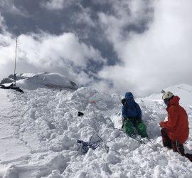 glacier travel course