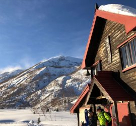 hakuba japan ski hut