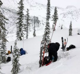 backcountry avalanche safety training