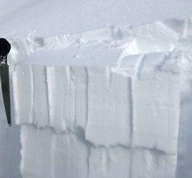 snow pack avalanche risk assessment