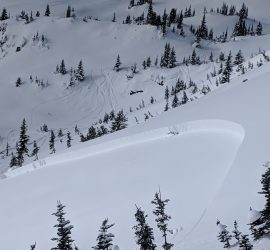 avalanche slab