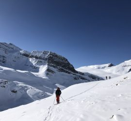 wapta icefields traverse