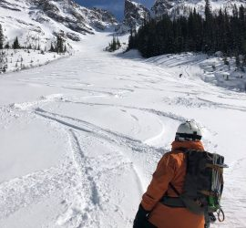 skiing rogers pass