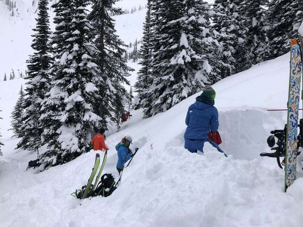 ast 2 avalanche course