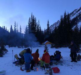 base camp trip
